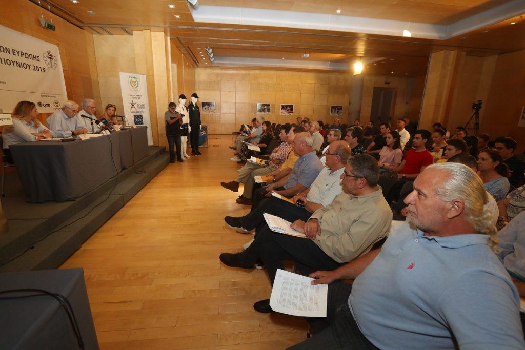 18οι ΑΜΚΕ: Με 141 Αθλητές Σε 9 Αθλήματα Η Κύπρος Στο Μαυροβούνιο