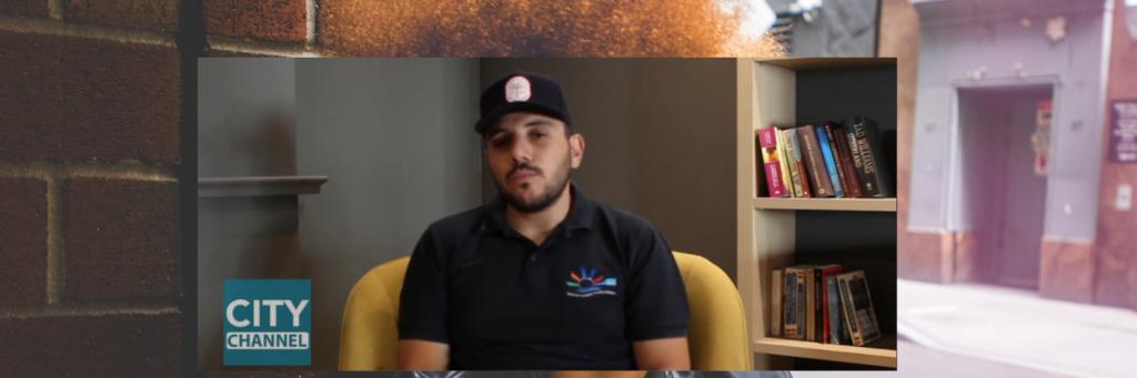 ψυχαγωγία | Τάκης Τσίτσιος – Πρόεδρος Νεολαίας Παραλιμνίου