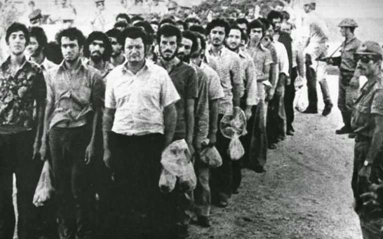 no comment | Αιχμάλωτοι της προδοσίας του 1974